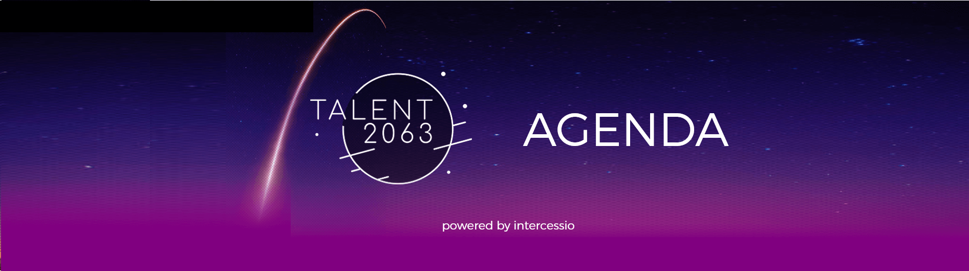 Talent 2063 - Agenda powered by Intercessio