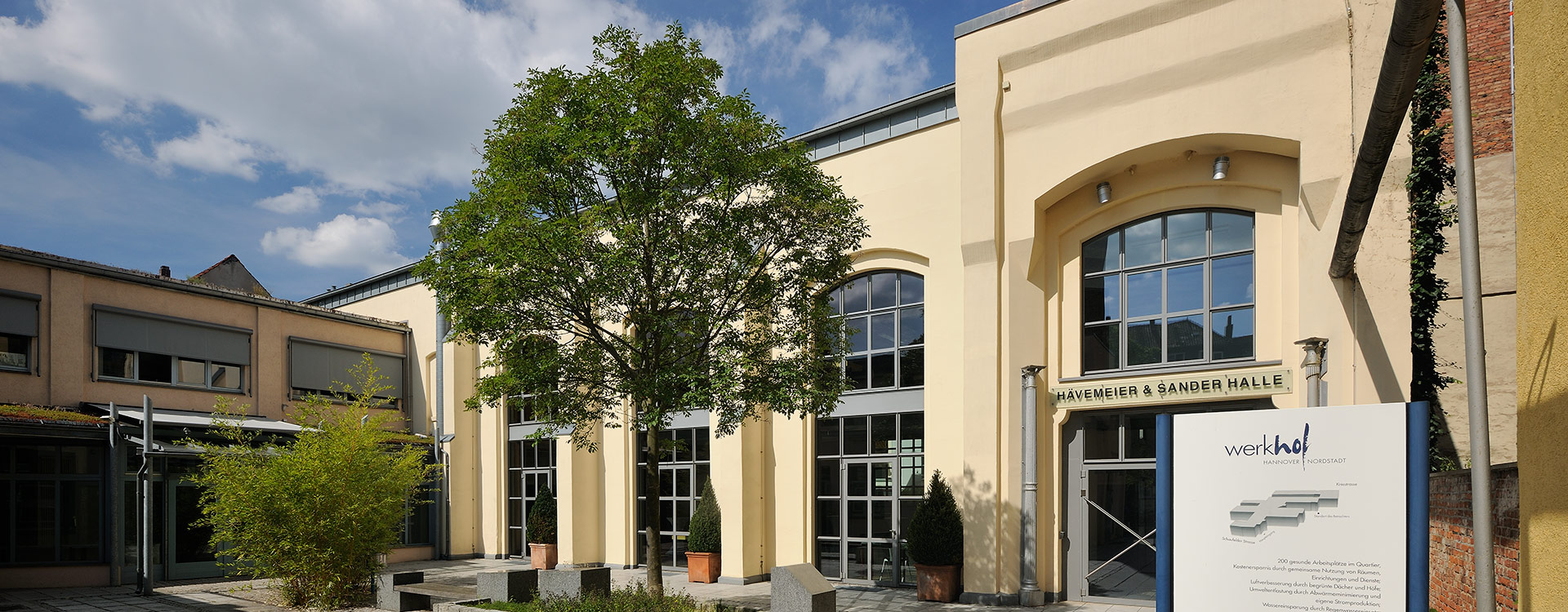 Werkhof - Hannover Nord -1708_Haevemeier_und_Sander_Hall
