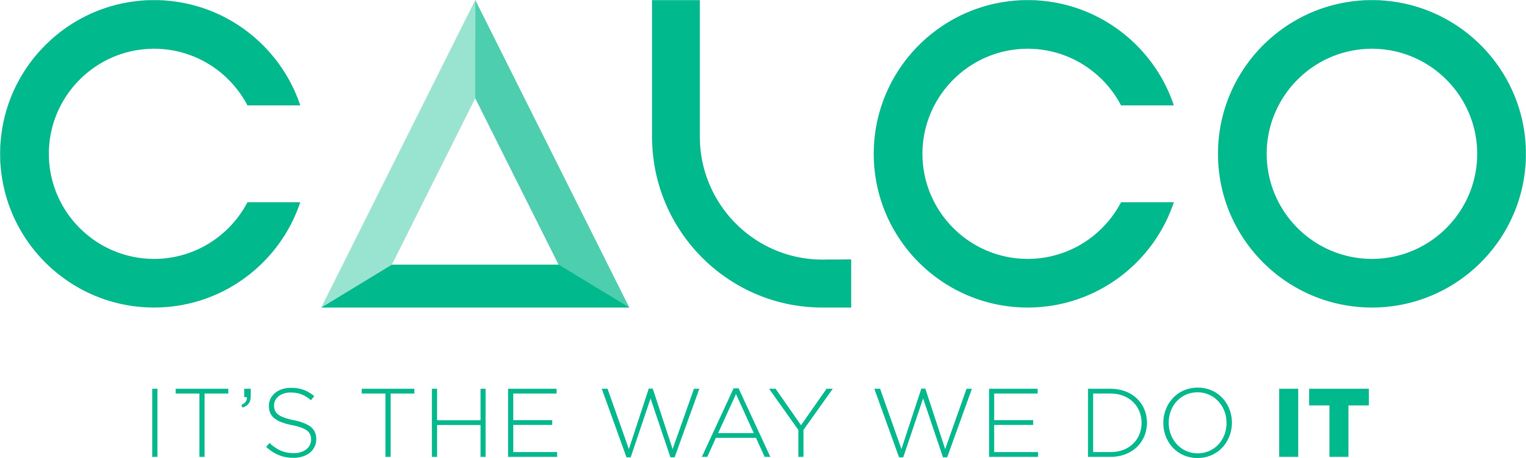 Logo Calco GmbH - it's the way we do it
